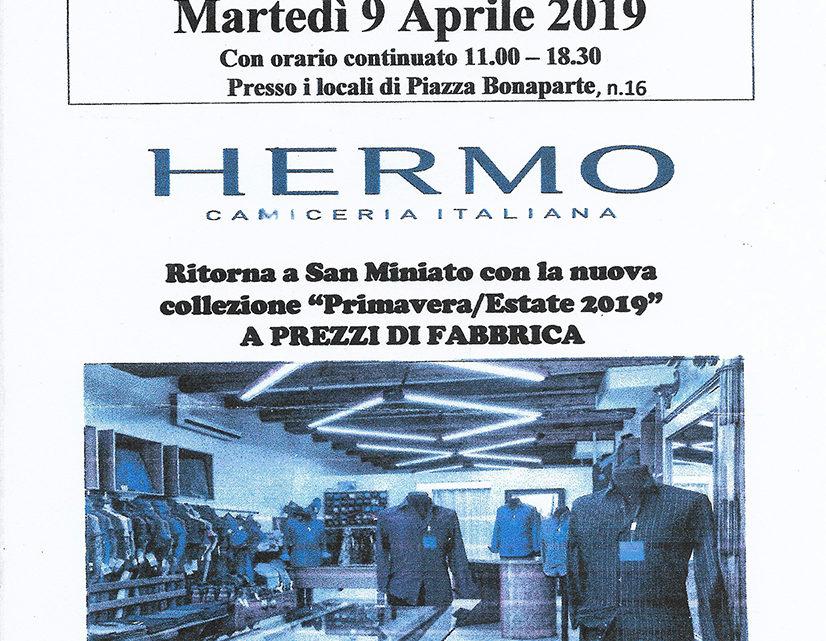 Hermo Camiceria Italiana – Primavera Estate 2019